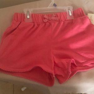 Girls size 6 shorts